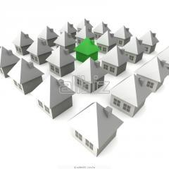 Операции с недвижимым имуществом