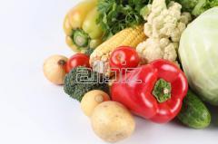 Пищевая продукция - плодоовощная.