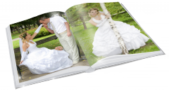 Services of the wedding photographer
