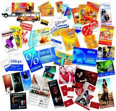Дизайн рекламной полиграфии