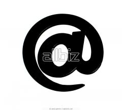 Электронная почта в сети интернет