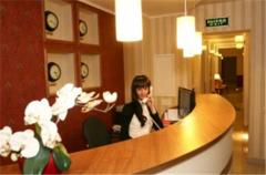 Booking of hotel reservations