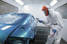 Работы кузовные и покраска автомобилей
