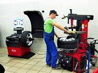 Шиномонтаж, балансировка, ремонт автомобильных