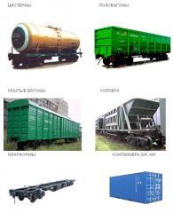 Железнодорожные перевозки в Узбекистане