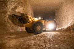 Добыча твердых полезных ископаемых