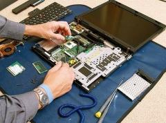 Установка и настройка компьютеров