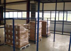 Комплекс услуг по организации складских помещений