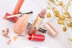 Услуги косметических салонов