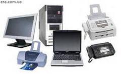 Диагностика офисного оборудования
