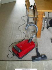 Уборка и чистка домов