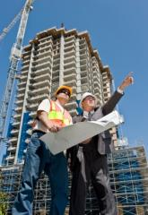 Consulting services in the sphere construction