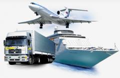 Перевозки грузов всеми видами транспорта
