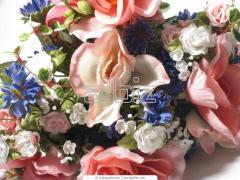 Флористическое оформление торжеств