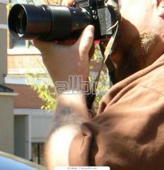 Услуги фотохудожника