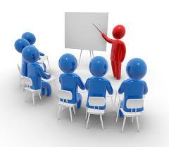 Организация и проведение тренингов