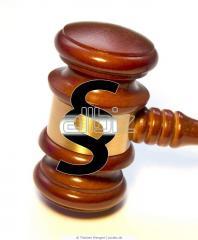 Консультации по вопросам подготовки судебных
