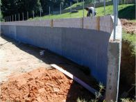 Дренаж бетонных стен