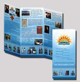 Услуги фотографические для печатных буклетов
