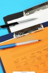 Курсы обучения ведению бухгалтерской документации