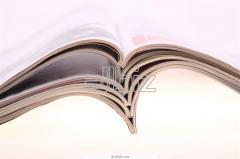 Печать еженедельных журналов