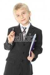 Tailoring of school uniform