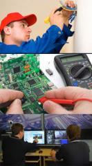 Монтаж, наладка, ремонт и техническое обслуживание