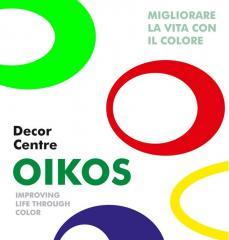 Декор-центр OIKOS в Ташкенте. Венецианская