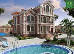 Проектирование зданий, жилых домов, офисов