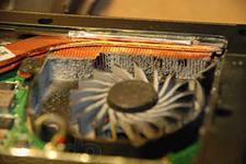 Ремонт системы охлаждения компьютера
