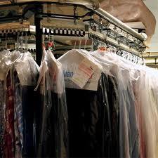 Услуги чистки одежды