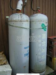 Подготовка баллонов под чистые газы
