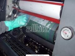 Печать широкоформатная на холсте