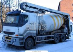 Обслуживание техническое грузовых автомобилей