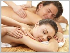 Общий (классический) массаж