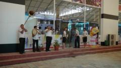 Проведение выставок и ярмарок