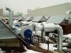 Пусконаладочные работы систем вентиляции и