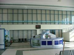 Реклама в Международном Аэропорту Самарканд