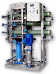 Монтаж и шеф-монтаж оборудования водоочистки и