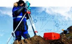 Землеустроительные услуги