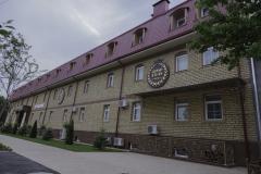 """Отель """"Grand Atlas"""" в Ташкенте."""