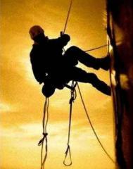Работы на высоте (промышленный альпинизм)