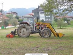 Сельское хозяйство. Обслуживание и ремонт