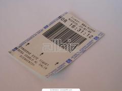 Продажа железнодорожных билетов