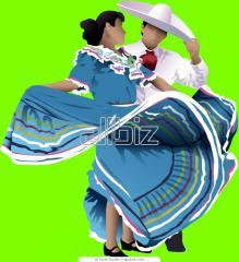 Уроки испанского танца
