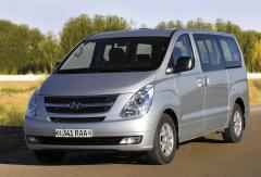 Услуги автотранспорта Hyundai Starex