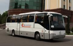 Услуги автотранспорта Higer Bus