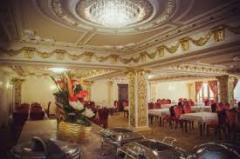 Placement in Emir Han hotel