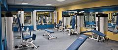 Услуги спортивных центров