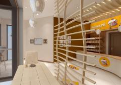 Дизайн интерьера кафе ресторанов